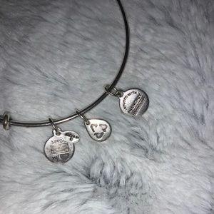 Alex and Ani Jewelry - alex and ani lotus bracelet